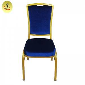 Factory price modern style Aluminum stackable event banquet chair for sale SF-034