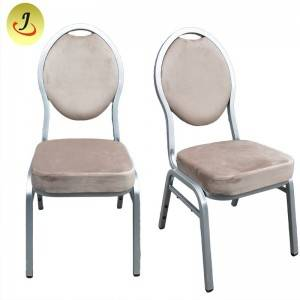 Factory supply egg back stackable banquet chair for sale  SF-YH030