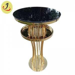 Top sale luxury style Stainless Steel Wedding Bar stool SF-MB06