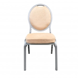 Cheapest Factory Sponge Church Chair -