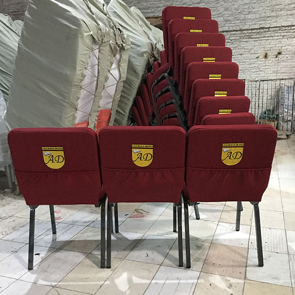 Ordinary Discount Oem Accepted Cheap Church Chair -