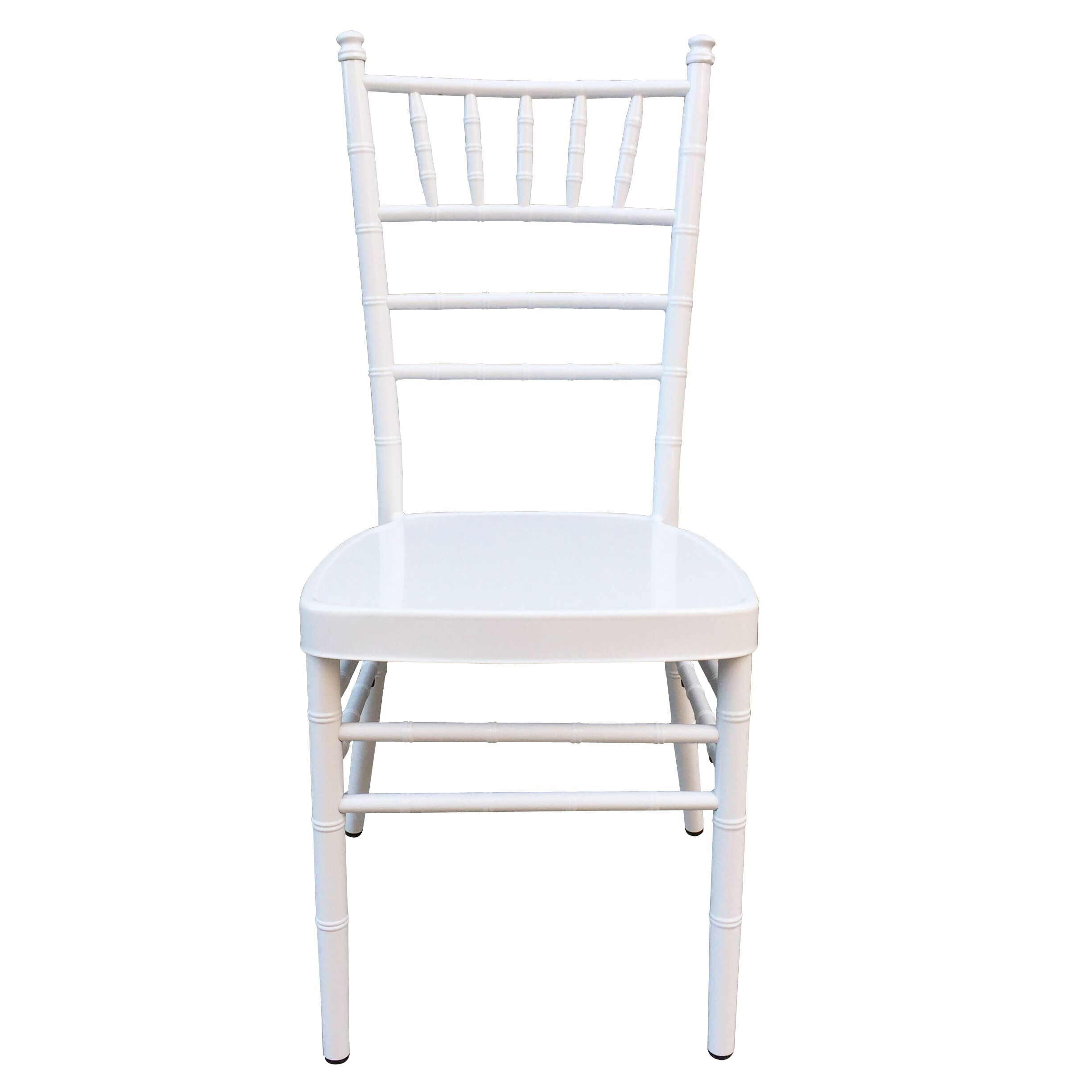 White Chiavari Chairs SF-ZJ10 Featured Image