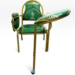 Manufacturer of Auditorium Chair With Cup Holder - SF-JT08 Muslim chair – Jiangchang Furniture