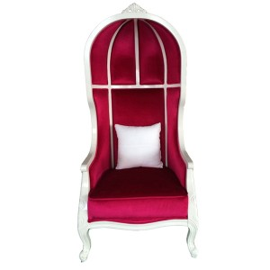 China Manufacturer for Tiffany Chairs - birdcage sofa & Canopy Chair SF-K02 – Jiangchang Furniture