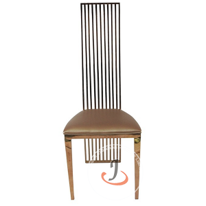 Wholesale Interlocking Church Chairs - Steel Dining Chairs SF-SS04 – Jiangchang Furniture