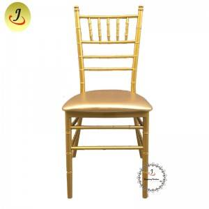 Wholesale price  Fashion Modern fashion design Cheap Price Wedding Chiavari Chair FS-TC017