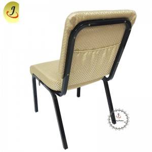 new product Chiese Factory Wholesale Stackable Church Chair/Auditorium Theater Church Chair SF-JC020