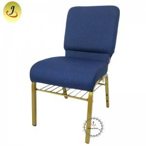 new product Chiese Factory price Stackable Church Chair/Auditorium Theater Church Chair SF-JC022