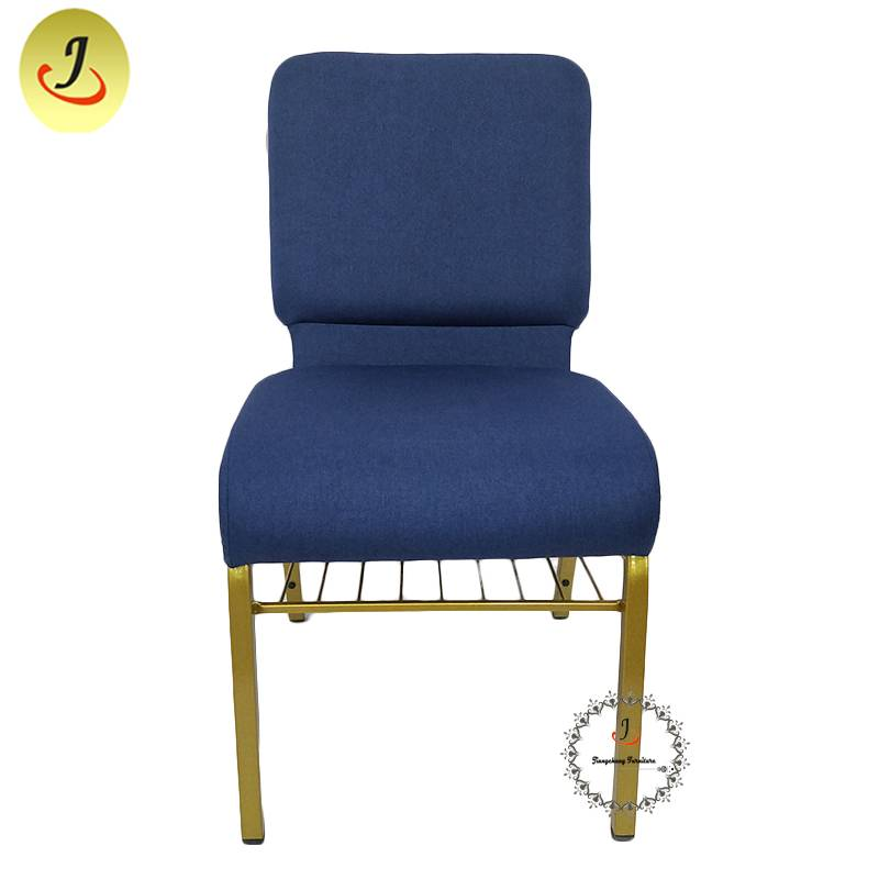 new product Chiese Factory price Stackable Church Chair/Auditorium Theater Church Chair SF-JC022 Featured Image