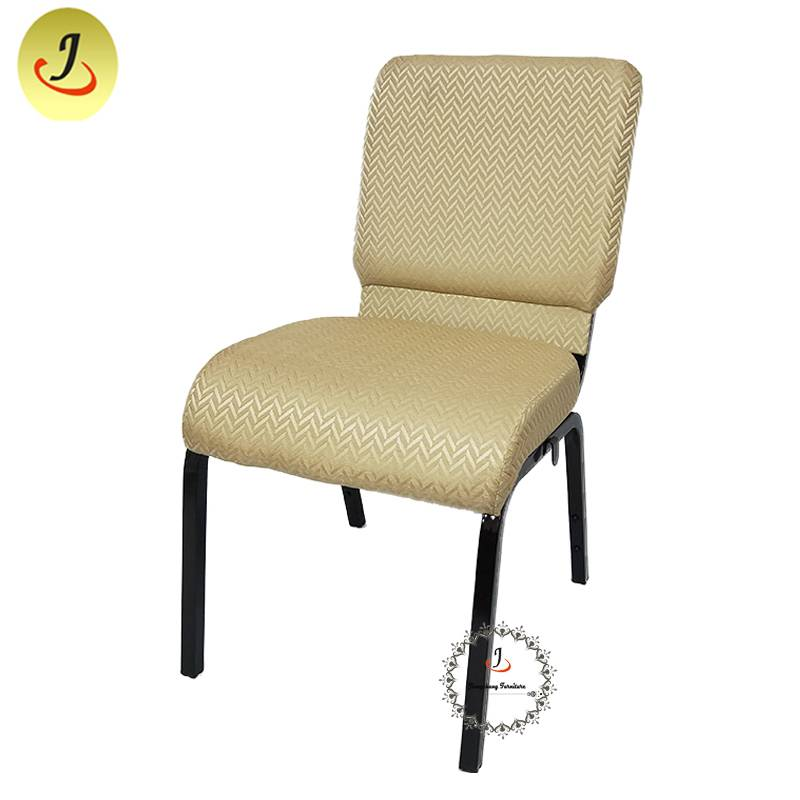 new product Chiese Factory Wholesale Stackable Church Chair/Auditorium Theater Church Chair SF-JC020 Featured Image