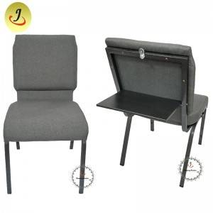 Top sale Modern style Stackable Church Chair/Auditorium Theater Church Chair SF-JC025