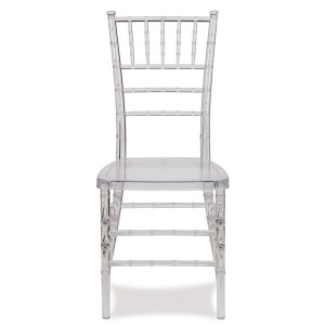 Resin chiavari stol SF-RCC01