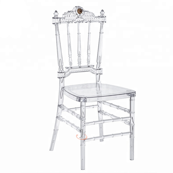 Factory wholesale Theater Hall Chair - Resin wedding chair SF-RCC11 – Jiangchang Furniture