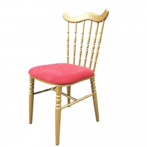 Chinese wholesale Auditorium Chair Dwg - Wedding Chairs Wholesale SF-ZJ16 – Jiangchang Furniture