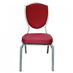 Hot sale Stacking Used Church Chair With Kneeler - hotel banquet chair SF-L18 – Jiangchang Furniture