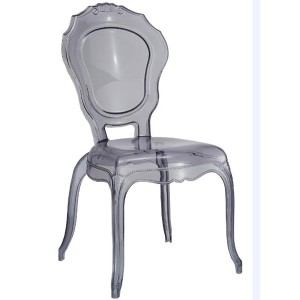OEM Customized Wedding Clear Resin Chiavari Chair Transparrant Tiffany Chair