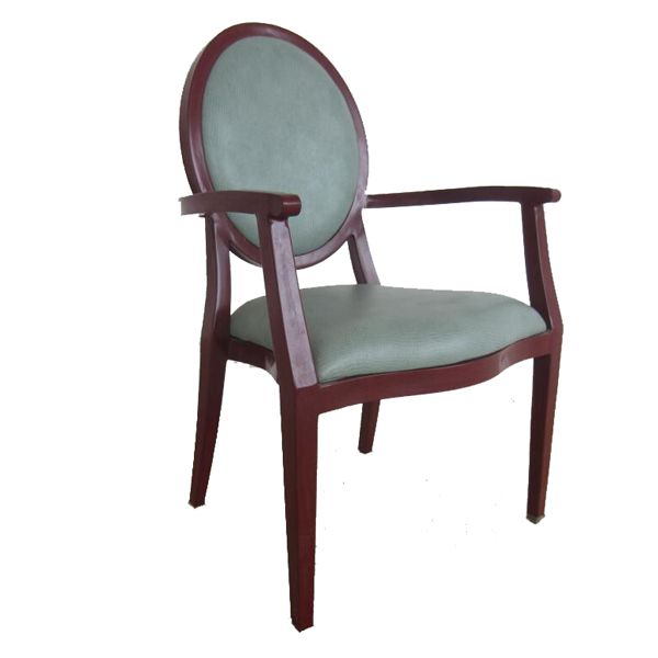 Dining chair with arm SF-FM17 Featured Image