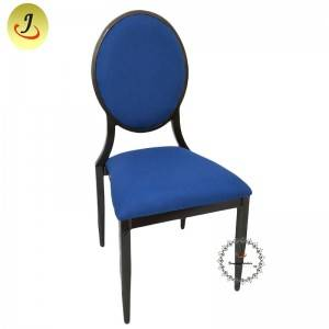 newest style romantic round back wood imitate chair FS-DDC06