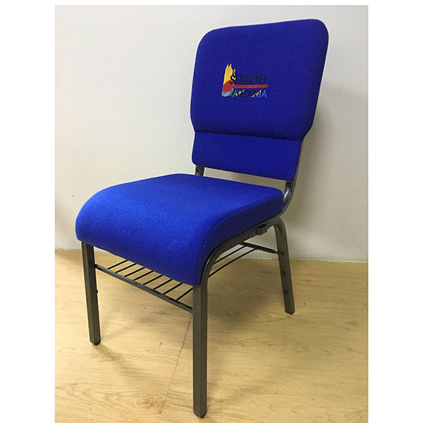 High reputation Fabric Covered Folding Chair -