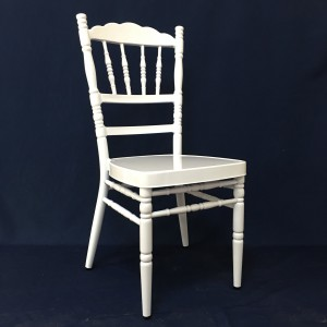Low MOQ for Folding Fueniture - White Wedding Chairs SF-ZJ14 – Jiangchang Furniture