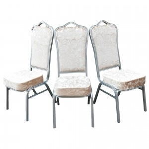 Short Lead Time for Clear Wedding Chairs - High back Banquet Furniture For Sale SF-G04 – Jiangchang Furniture