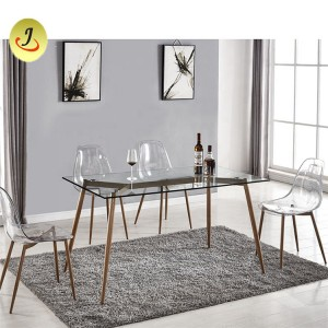 [Copy] High Quality Dining Room Furniture Modernong Dining / Plastic Eames Chair SF-RCC018