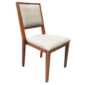 China OEM Steel Church Pew Chairs - Imitate wood chair SF-FM04 – Jiangchang Furniture