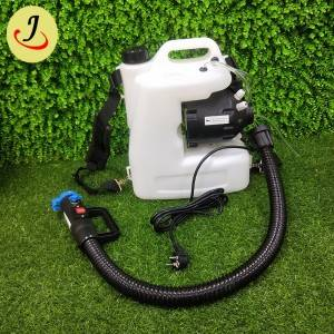 Top sale 12L Agricultural Backpack Portable Electric atomizer sanitizer machine fogger Sprayer  FS-BD21