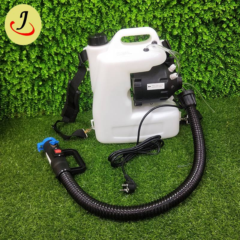 12L Agricultural Backpack Portable Electric atomizer sanitizer machine fogger Sprayer  FS-BD21 Featured Image