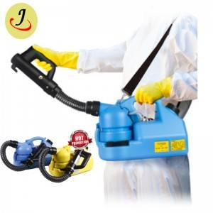 220v/110v Portable Electric 7L Us Electric ulv machine Sprayer FS-BD34