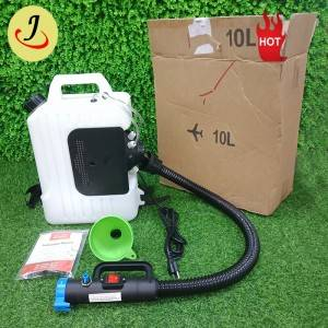 Discount price portable automatic hand sanitizer spray machine   FS-BD019