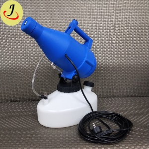 Top sale plastic trigger ulv electric atomizer bottlec sprayer FS-BD013