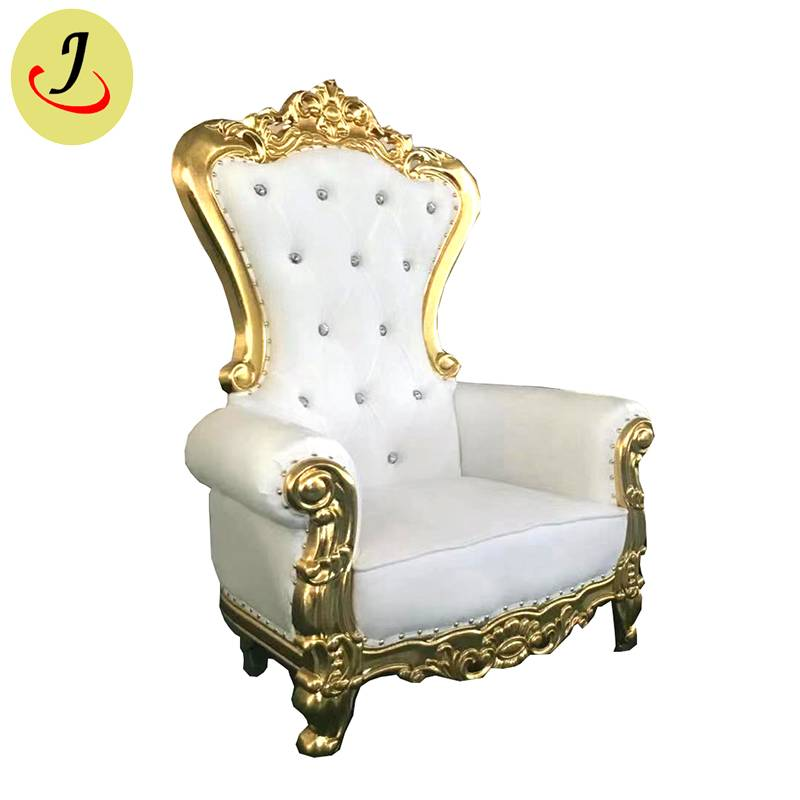 Wholesale Cheap price Wedding King Throne Chair/Kids King Throne Sofa SF-K031 Featured Image