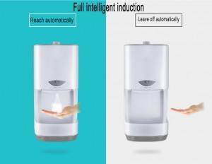 factory price Hospital, School, Hotel wall mounted Intelligent atomizing hand disinfector
