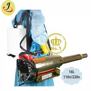 stainless steel ulv thermal fogger machine sprayer  FS-BD20
