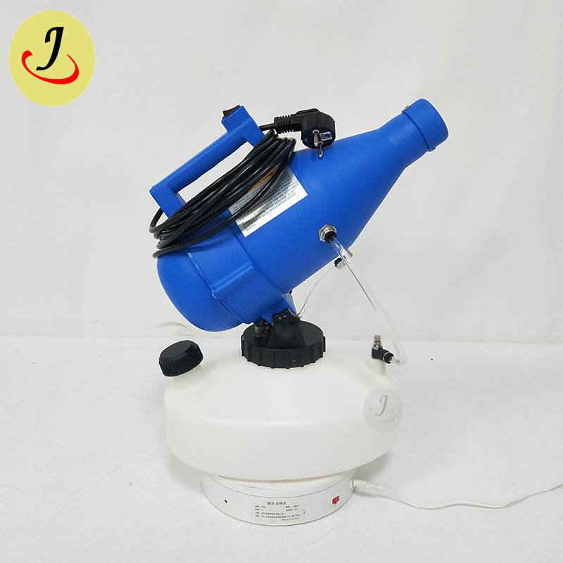 Top sale plastic trigger ulv electric atomizer bottlec sprayer FS-BD013 Featured Image