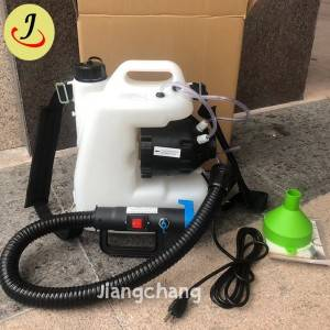 Factory supply plastic electric mist pressure sprayer FS-BD15