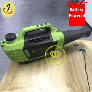 Electric portable spray hotel Cordless battery sprayer