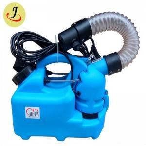 Top sale for plastic garden pressure pump ulv electric sprayer   FS-BD10