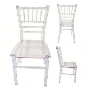 Wholesale Discount Used Stacking Church Chairs Wholesale - Clear Kids tiffany chair SF-XH02 – Jiangchang Furniture