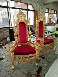 king and queen chair SF-K04