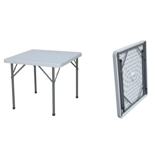 PriceList for Commercial Auditorium Seats - Plastic square table SF-T08 – Jiangchang Furniture