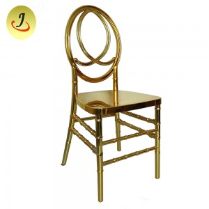 bulawan plated resin Phoenix chair SF-RCC11