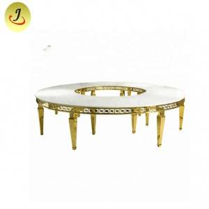 The best price for new design free combination dining table SF-SS039