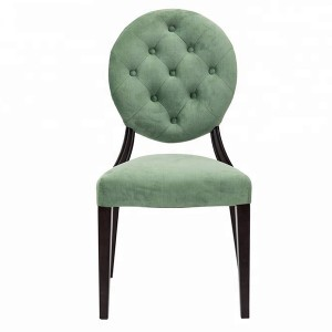 Velvet dining chair SF-FM20