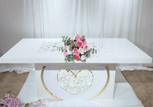 Wooden Wedding Table SF-SS31