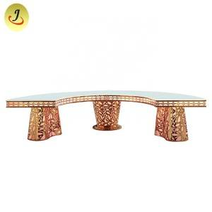 Wholesale Modern Free Combination Wedding Dining Table SF-SS038