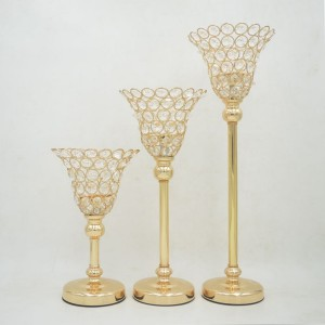Wholesale Price China Chair Pews On Sale - wedding pineapple candle holder SF-ZT02 – Jiangchang Furniture