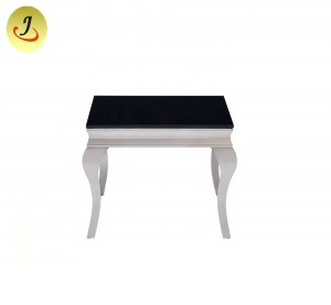Wholesale Square Marble Top Side Table /Living Room Table/Metal Disingn TableSF-SS030