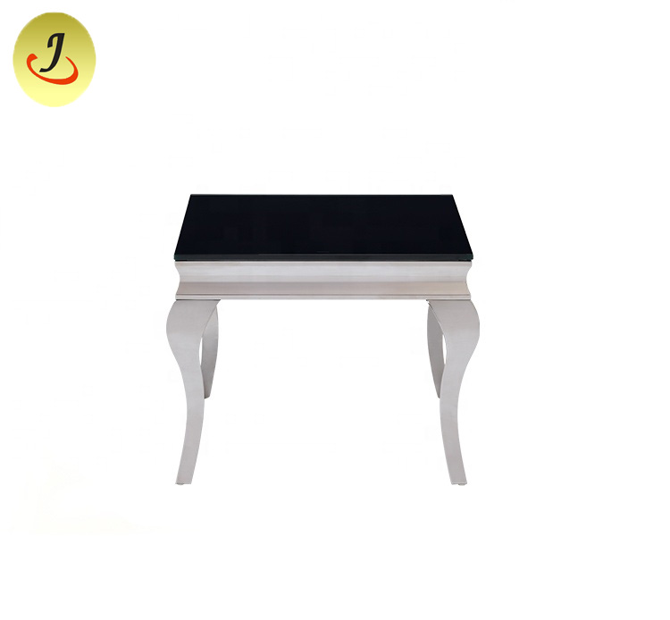 Wholesale Square Marble Top Side Table /Living Room Table/Metal Disingn TableSF-SS030 Featured Image